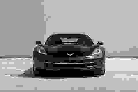 Corvette C7 2014 dưới bàn tay của Vossen